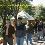 Monastics_Visit_Oct16_2009_Arboretum_ 19